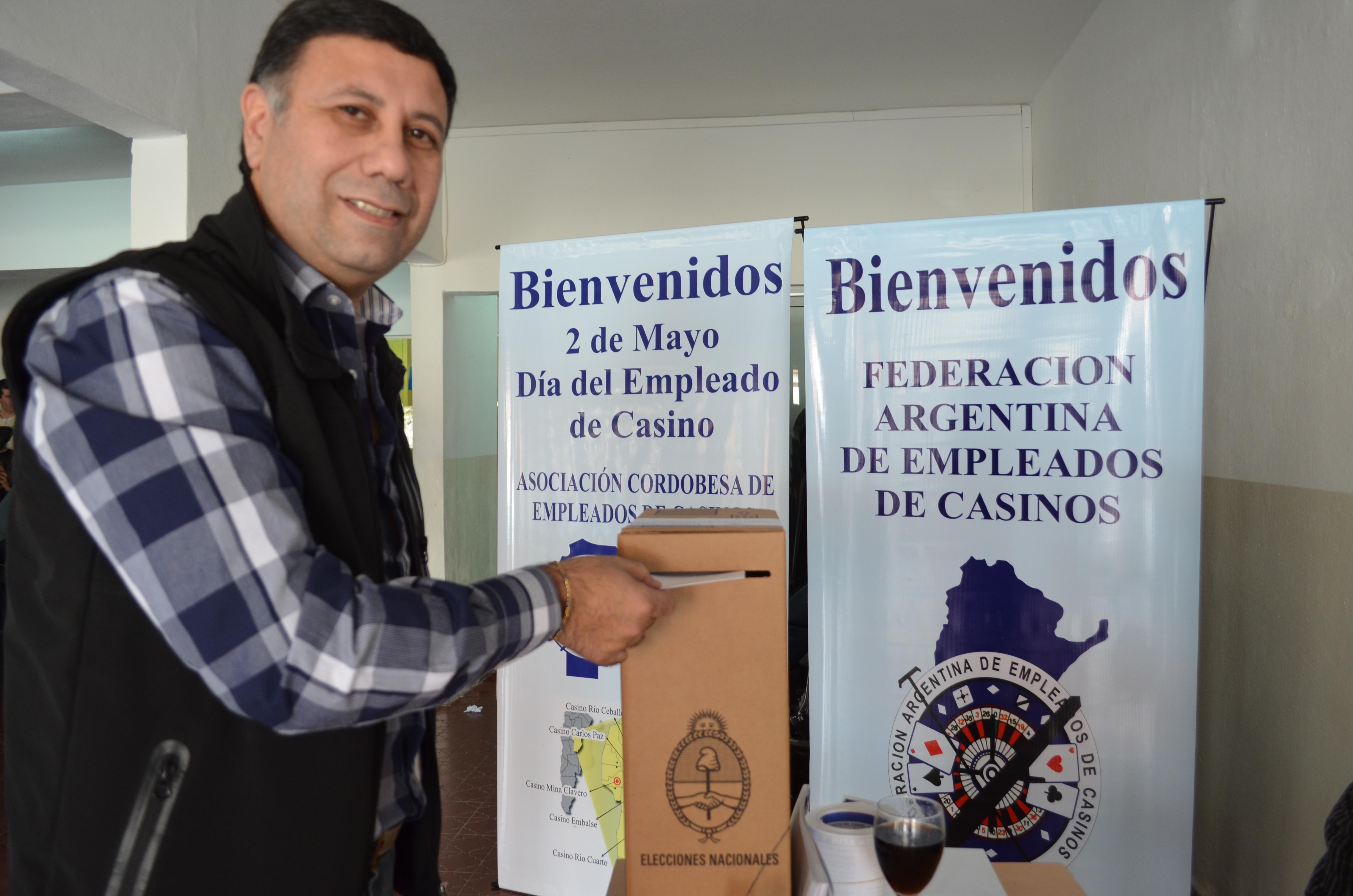 Elecciones ACEC- 2014