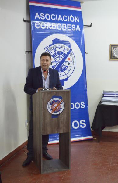 ASUNCIÓN COMISIÓN DIRECTIVA - DICIEMBRE 2014